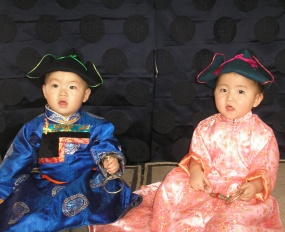 Бурятский костюм для мальчика 191